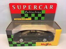 Diecast Maisto Supercar Collection Jaguar XJ 220 Very Good in Box