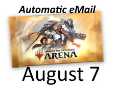 MTGA MTG Arena AUG 7 FNM at Home Promo Code August 7 AUG 7 AUTOMATIC EMAIL