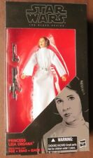 "STAR WARS PRINCESS LEIA 6"" BLACK SERIES"