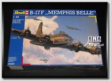 """Revell Model #04297 1/48 Boeing B-17F """"Memphis Belle"""" #4297"""