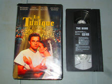 La Tunique/ The Robe (VHS)(French) Richard Burton, Jean Simmons Testé