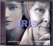 IRIS James Horner Joshua Bell OST CD Score Soundtrack Richard Eyre SONY BBC Film