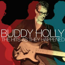 BUDDY HOLLY: THE (GREATEST) HITS AS THEY HAPPENED CD THE BEST OF NEW