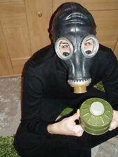 Máscara antigas rda urss máscara sin filtro nuevo gas Mask NVA rusia talla 2y Medium gp5