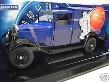CITROËN C4 F 1930 MICHELIN UN COUP DE GONFLAGE 1/18 SOLIDO 118700-00 voiture min