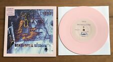 "Coldplay - Brother & Sister 7"" Pink Vinyl"