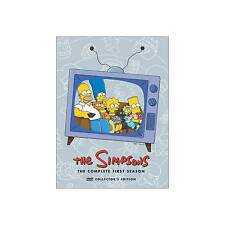 The Simpsons - The Complete First Season (DVD, 2012, 3-Disc Set) NEW