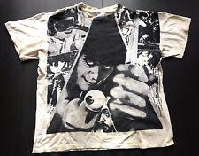 Vintage Clockwork Orange Shirt Movie Promo Stanley Kubrick