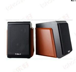 Lohao 2.0 bookshelves active speakers built in amp  100w output