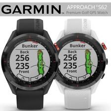 GARMIN APPROACH® S62 GOLF GPS WATCH / HEART RATE SMART WATCH / NEW 2020 MODEL