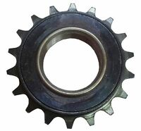 "Single Speed BMX Bike Freewheel Sprocket Cog 18T Screw On Black 1/2""x 1/8"""