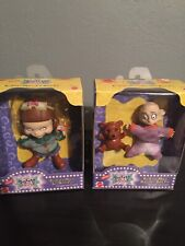 1998 Rugrats Movie Soft Pal Mattel Toys Baby Dil And Lil Nib Collectible