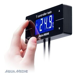 Aqua Medic T Controller Twin - 2 Kanal Temperatur Controller mit Touchscreen