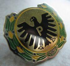 PREUSSEN MÜNSTER  Pin / Pins:  - Logo mit Kranz -  ca. 25 Jahre alt - selten