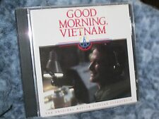 "ORIGINAL SOUNDTRACK ""GOOD MORNING, VIETNAM"" CD 1988 A&M RECORDS ROBIN WILLIAMS"