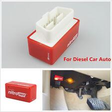 NEW Car auto SUV OBD2 Plug & Drive OBD2 Performance Chip Tuning Box For Diesel