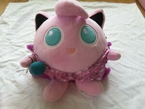 Build A Bear Pokemon Jigglypuff online exclusive with outfit and sound.