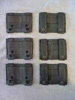 (6) MOLLE II Keeper with Slide Adapter ALICE Foilage NEW The Lions Services