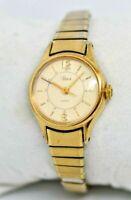 TIMEX Women's Vintage 1989 Analog Quartz Dress/Casual Watch, Gold Tone, Nice