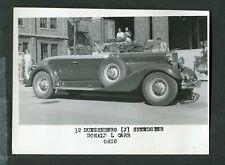 Vintage Car Photo 1932 Duesenberg J Speedster ADC Club Auto Show 420150