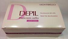 PlaticreM Crema DecoloRante EspeciaL VeLLo 6x20ML + 6x5g Montibello ProfesionaL
