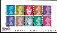 GB - 2000- Miniature Sheet  ''LONDON STAMP SHOW'' - MS2146 -MNH