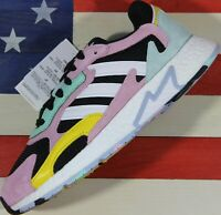 Adidas Originals Tresc Run Boost women's Running Shoes Pink/Black/White [EF7643]