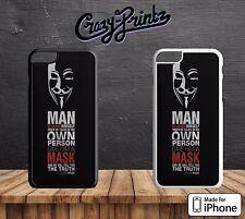 Anónimo Oscar Wilde cita Cool duro funda para iPhone Modelos A32
