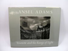 Ansel Adams, 'Yosemite and the Range of Light' 1st edition. Signed.