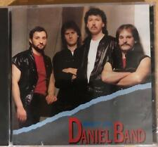 The Best Of Daniel Band Very Very Rare Cd Brand New-Sealed Released 1993
