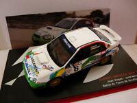 RES7E voiture 1/43 IXO altaya ESPAGNE : SUBARU IMPREZA WRX STI 2006 VINYES #6