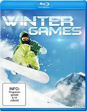 Winter Games - BluRay - Neu / OVP
