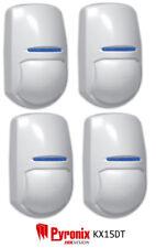 Lot de 4 Pyronix Double Technologie Détecteur pour filaire Cambrioleur Intrus Alarme
