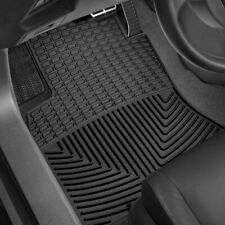 BRAND NEW WeatherTech #W412 All-Weather 1st Row Black Floor Mats, Right & Left