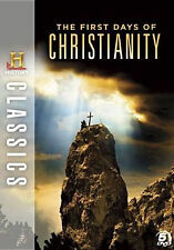HISTORY CLASSICS: FIRST DAYS OF CHRISTIANITY (5PC) - DVD - Region 1 - Sealed