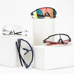ROCKBROS Photochromic Cycling Glasse Sports Fishing Sunglasses Eyewear