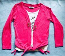 Langarmshirt in 2-Lagenlook von Ding Dong girls in Größe 128