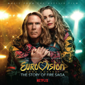 Various Artists - Eurovision Song Contest: The Story of Fire Saga (Music from th