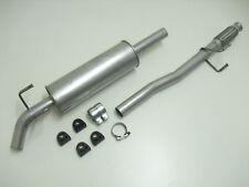 Auspuff Volkswagen Crafter 2.5 und 2.5 TDi 3.0 CDi ab 2006 Endschalldämpfer B361
