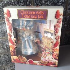Vintage#80S Bambola Doll Fiba C'era Una Volta#Nib Nuova in box