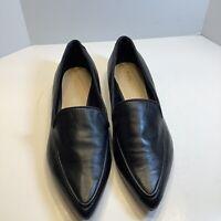 Ivanka Trump Itzariner2 Black Leather Women Shoes,  Size 8.5M, Excellent Clean