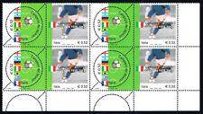 ITALIA 1 QUARTINA CAMPIONI DEL MONDO ITALIA CALCIO 2002 nuovo**