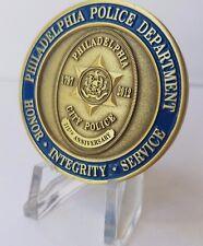 Philadelphia Police Department Challenge Coin