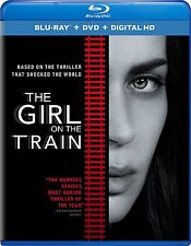The Girl on the Train (Blu-ray + DVD + Digital HD)