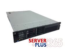 HP Proliant DL380 G7 server, 2x 3.33GHz HexaCore, 128GB RAM, 2x 300GB SAS