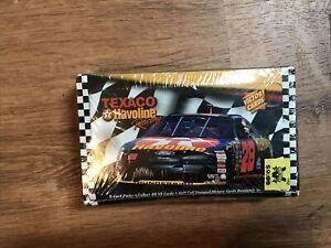 Maxx 1994 Special Edition 36 pack Texaco Havoline Race Cards Factory Sealed Box
