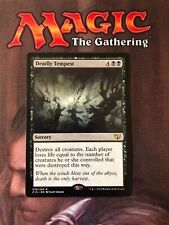 Deadly Tempest ~ Commander 2015 ~ MINT/NearMint ~ Magic The Gathering
