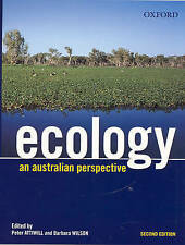 Ecology: An Australian Perspective by Peter Attiwill, Barbara Wilson...