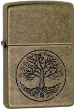 Zippo Windproof Tree Of Life Lighter, 29149, New In Box