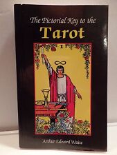 The Pictorial Key to the Tarot Paperback by Arthur Edward Waite New Age